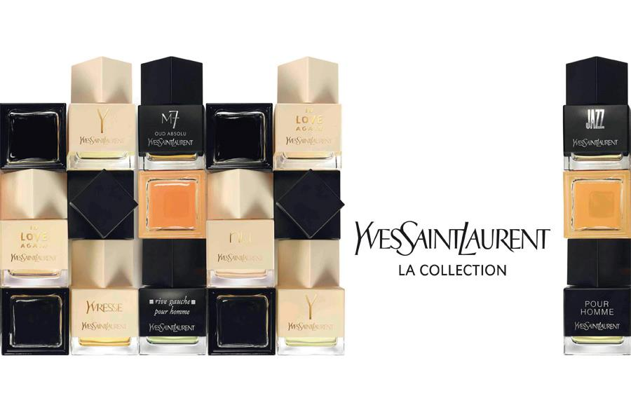 YSL LA COLLECTION