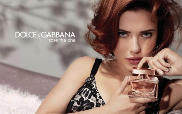 DOLCE GABBANA ROSE THE ONE 2012
