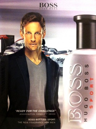 BOSS BOTTLED SPORT SP