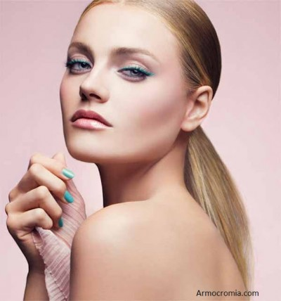 DIOR MAKE UP CROISETTE SUMMER LOOK 2012